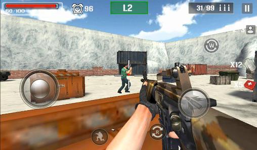schießen Sie Jäger Pistolenmörder APK Android