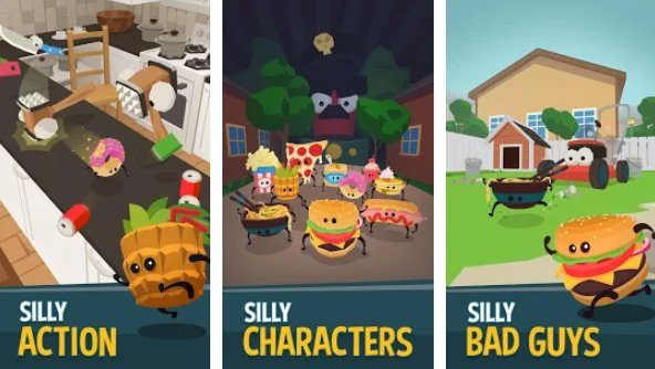 silly walks APK Android
