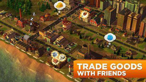 SimCity BuildIt MOD APK Android Game Free Download