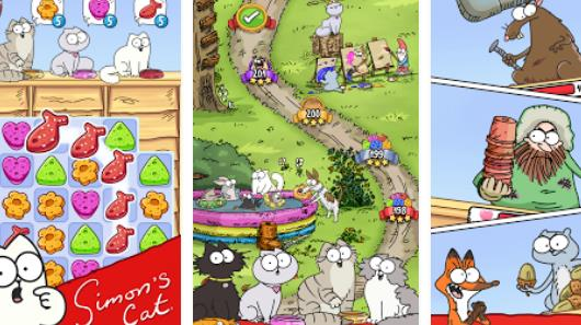 simon s cat crunch time APK Android
