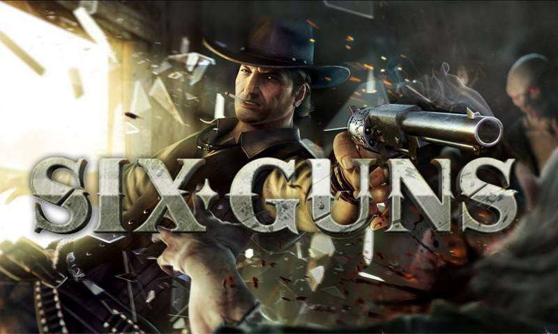 Six-guns – download and install on android.