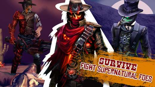 Six Guns: Gang Showdown APK MOD Android Free Download