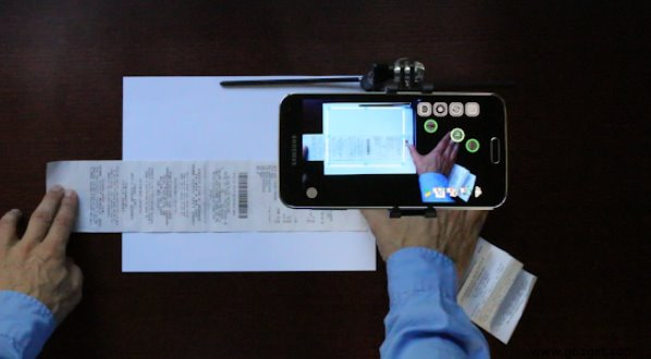 Skanapp Hands Free PDF сканер APK Android