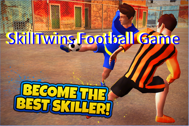 SkillTwins Football Game Unlimited Money MOD APK Download