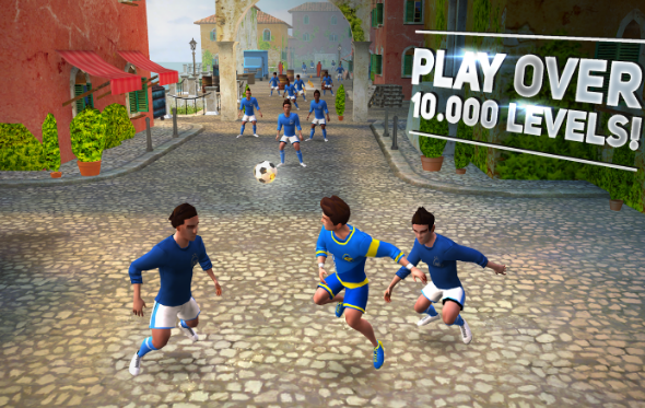 skilltwins football game 2 APK Android