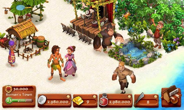 Skull Island MOD APK Free Download