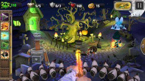 Skull Legends Free Download Android Game
