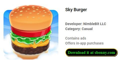 небо гамбургер