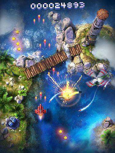 Sky Force 2014 APK MOD Android Game Free Download