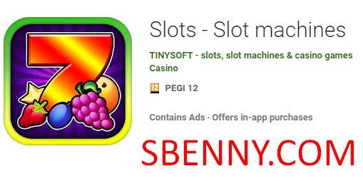Slots Slot Machines Hack Mod Apk Free Download