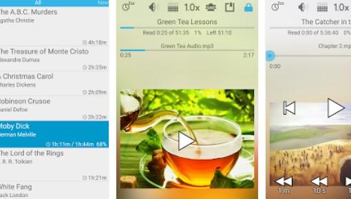 reproductor de audiolibro inteligente APK Android