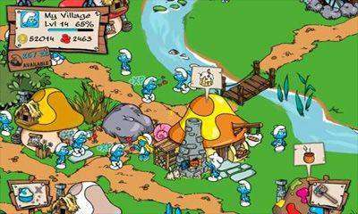 Smurfs' Village MOD APK Free Download for Aandroid