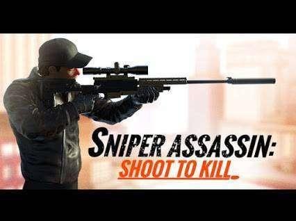 Sniper 3D Assassino: Giochi gratis