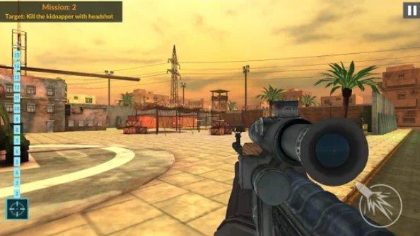 Sniper Attack - Free Shooter + MOD