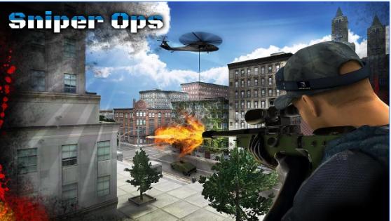 sniper ops töten Terror-Shooter
