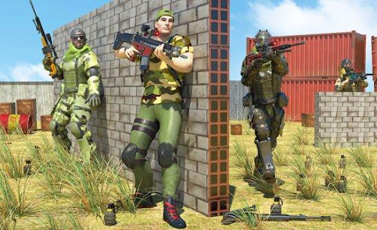 juegos de disparos de guerra de francotiradores APK Android
