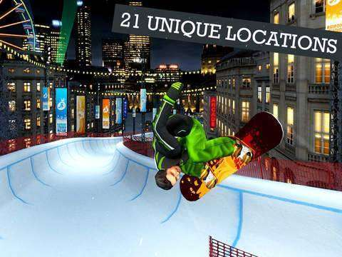Snowboard Party 2 MOD APK Android Game Free Download