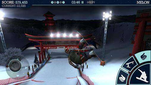 Snowboard Party APK + CACHE Android Free Download
