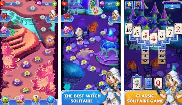 Solitaire Wonderland avventura APK Android