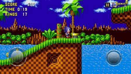 Sonic The Hedgehog Free Download Android Game