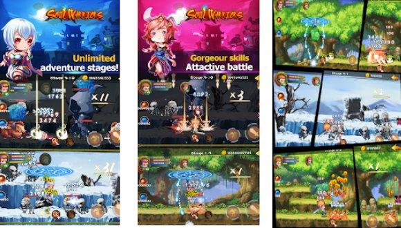 Soul Warrior Schwert und Magie Rpg Abenteuer APK Android