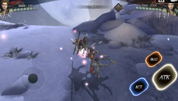 soulblade APK Android