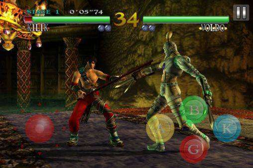 SOULCALIBUR FULL APK Android Game Free Download