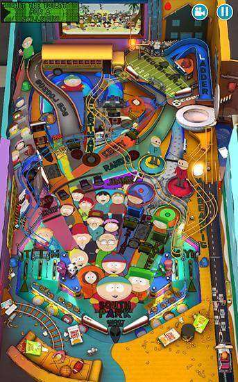 South Park: Pinball APK Android Game Free Download