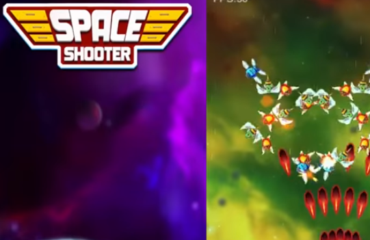 Shooter espacial galaxy Shooting