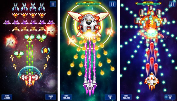Shooter espaço galaxy Shooting APK Android