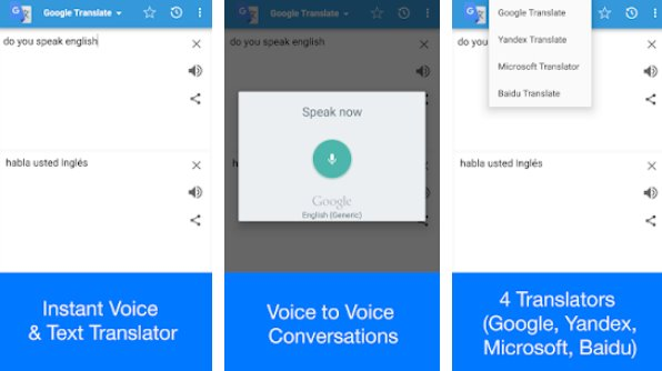 Speak to Voice Translator + MOD