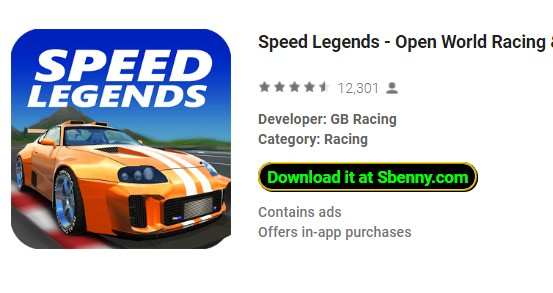 download speed car drift racing mod apk