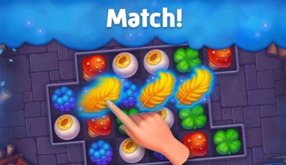 чарующий магический матч APK Android