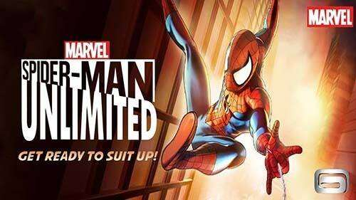 Spider-Man unbegrenzt