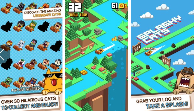 Chats Splashy: Endless ZigZag! MOD APK Android Télécharger