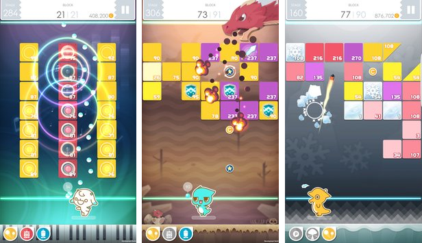 spoonz x blocks brick and ball APK Android