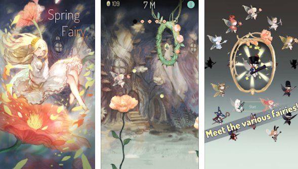 Spring Fairy - Tap Run + MOD