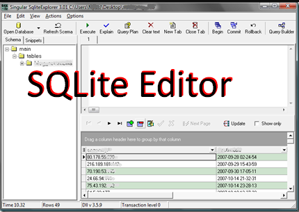 SQLite Editor MOD APK for Android Free Download