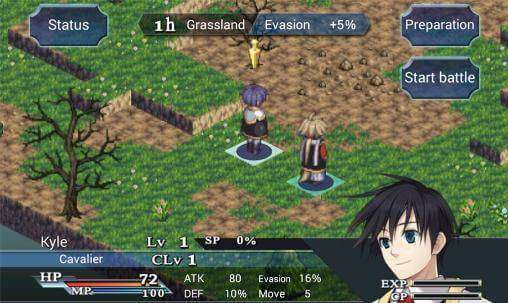 SRPG: Legend of Ixtona APK Android Game Free Download