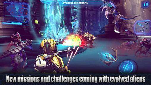 Star Warfare2:Payback MOD APK Android Game Free Download