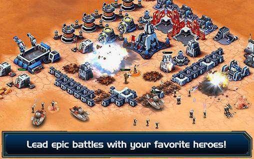 Star Wars ™: Comandante MOD APK Android Descarga del juego