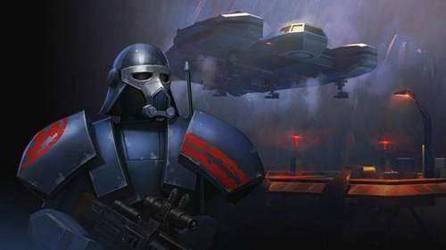 Star Wars: Uprising MOD APK Android Game Free Download