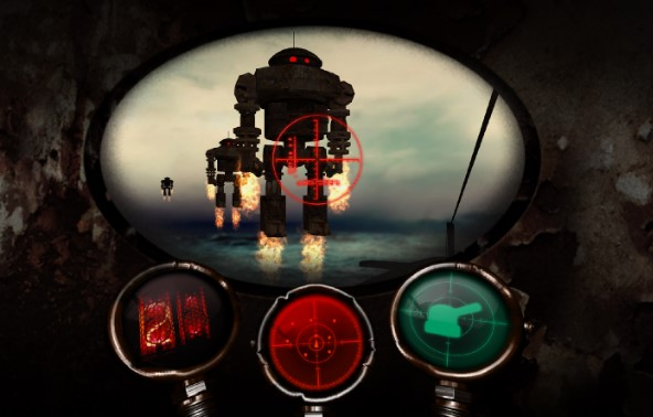 steampunker periscope shooter APK Android