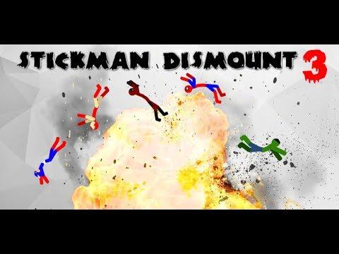 stickman smontare gli eroi 3