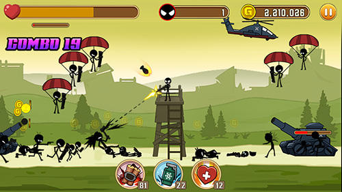 stickman fight APK Android
