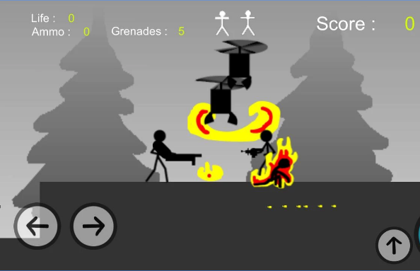 stickman gun metal solider Slug APK Android