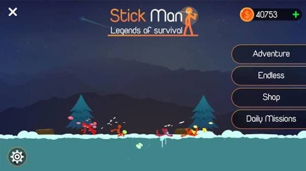 stickman legend of survival