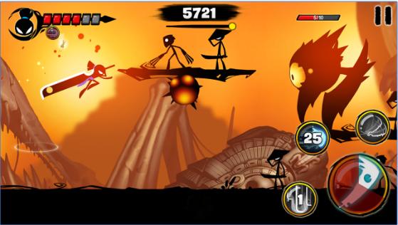 Stickman revenge 3 APK Android