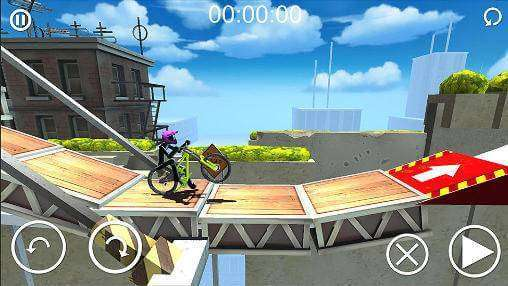 Stickman Trials APK Android Game Free Download