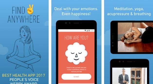 stop atmen und denken APK Android zu meditieren